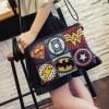 Bolsa divertida Clutch Super Herois