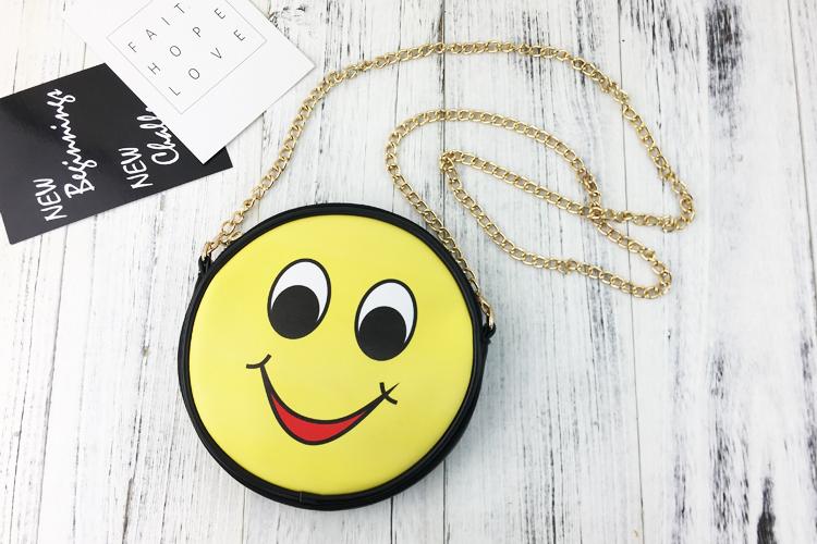 Bolsas Divertidas Modelos Emoji