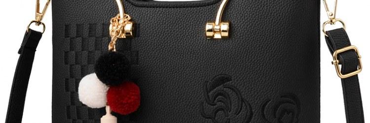 Bolsa Tote Clássica Alça Metal e Tassel,bolsas estilo Clássicas