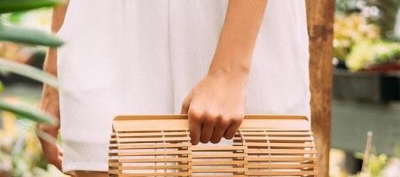 bolsas de bambú, Bolsas de bambú a Tendencia para enamorarse